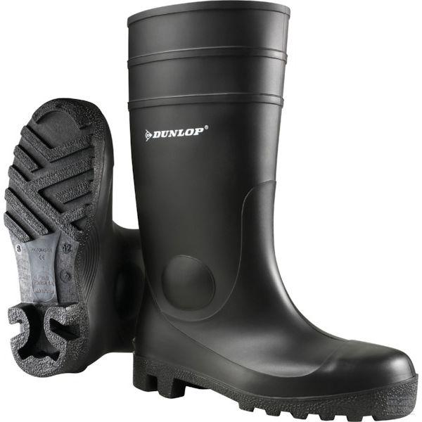 392b0c7b188e Bezpečnostné gumové čižmy Dunlop Protomastor čierne
