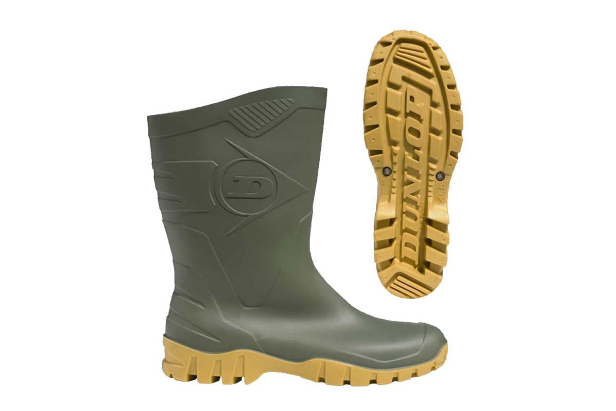 f550045ee711 Pracovné gumové čižmy Dunlop DEE