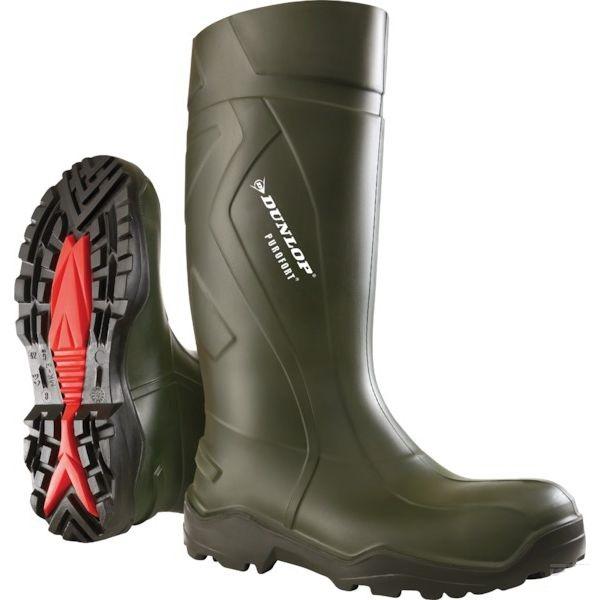 333647ff8f Zimné bezpečnostné gumové čižmy Dunlop PUROFORT+