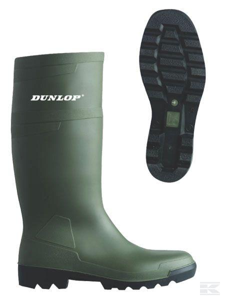 272640f46b86 Pracovné gumové čižmy Dunlop Acifort Prestige